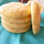 Chewy & Soft Lemon Cookies