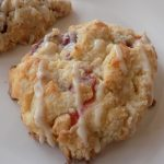 Flaky Buttermilk Berry Scones