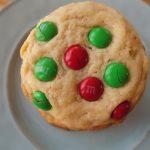 M&M's Sugar Cookies