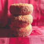 Brioche Cinnamon Sugar Donuts
